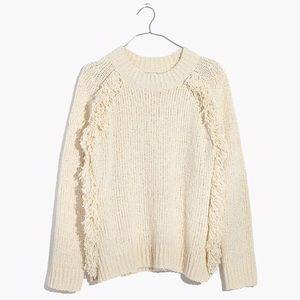 Madewell Loop Edge Sweater